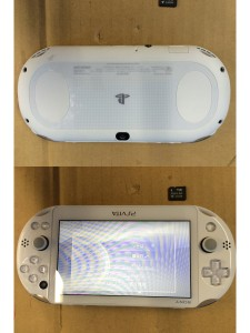 PS vita 本体 PCH-2000