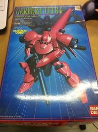AGX-04 ガーベラテトラ (機動戦士ガンダム0083 STARDUST MEMORY)4902425360768