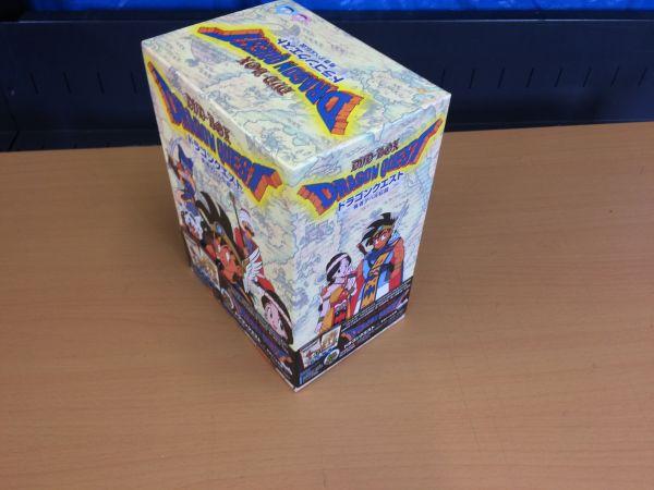 ドラゴンクエスト 勇者アベル伝説 DVD-BOX