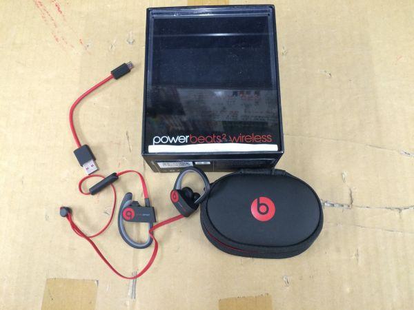 Beats Powerbeats2ワイヤレスインイヤーヘッドフォン