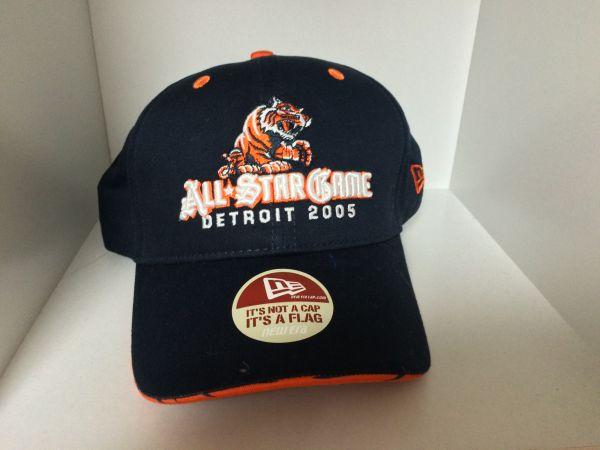 【NEWERA】MLB2005オールスターゲーム デトロイト記念帽子