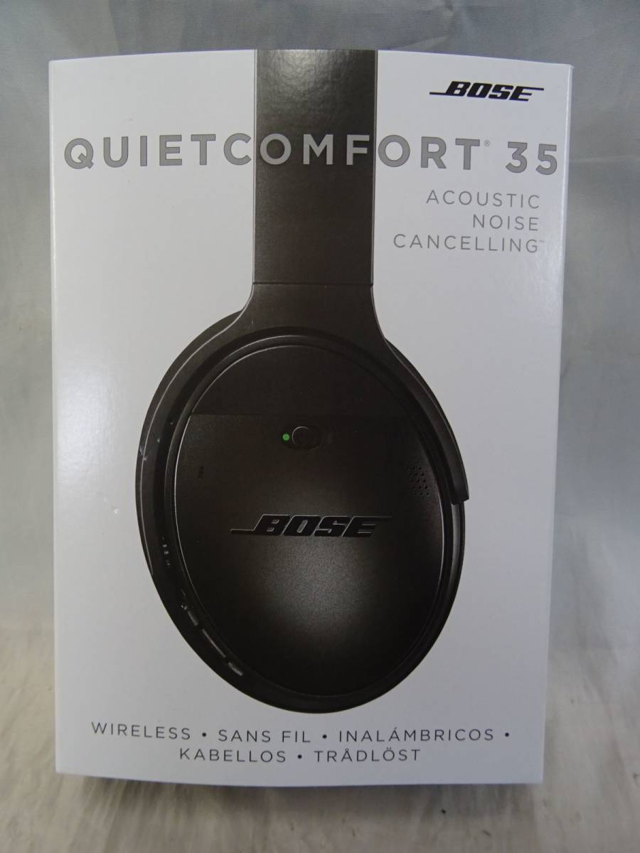 BOSE QUIET COMFORT 35 Bluetooth